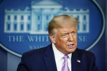 Donald Trump dejará Washington para la toma de posesión de Joe Biden