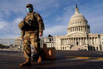 FBI captura a exsoldado que llamó a usar armas de fuego contra simpatizantes de Trump