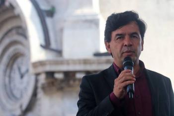 RESPONDE VOCERO PRESIDENCIAL AL INE: LOS LLAMA CORRUPTOS
