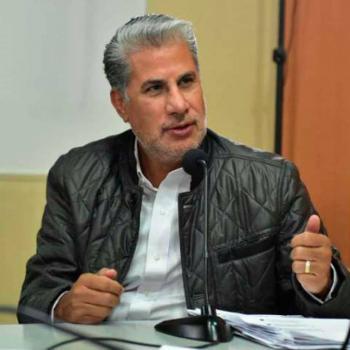 Alejandro Rojas  va por diputación federal