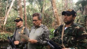 Twitter suspende cuenta de líder de disidencias de las FARC en Colombia