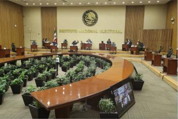 Prepara Instituto Electoral restricciones en temas en mañaneras