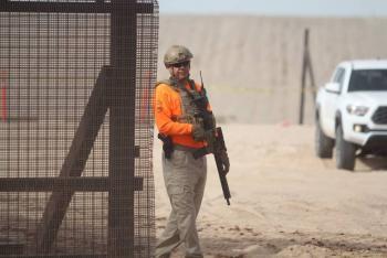 Repudian el apoyo militar de AMLO contra migrantes
