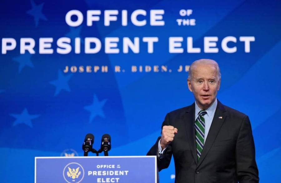 En su primer día en el cargo Joe Biden planea cerca de una docena de medidas