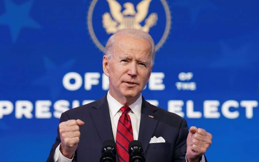 Biden presenta un plan para acelerar la vacunación en Estados Unidos