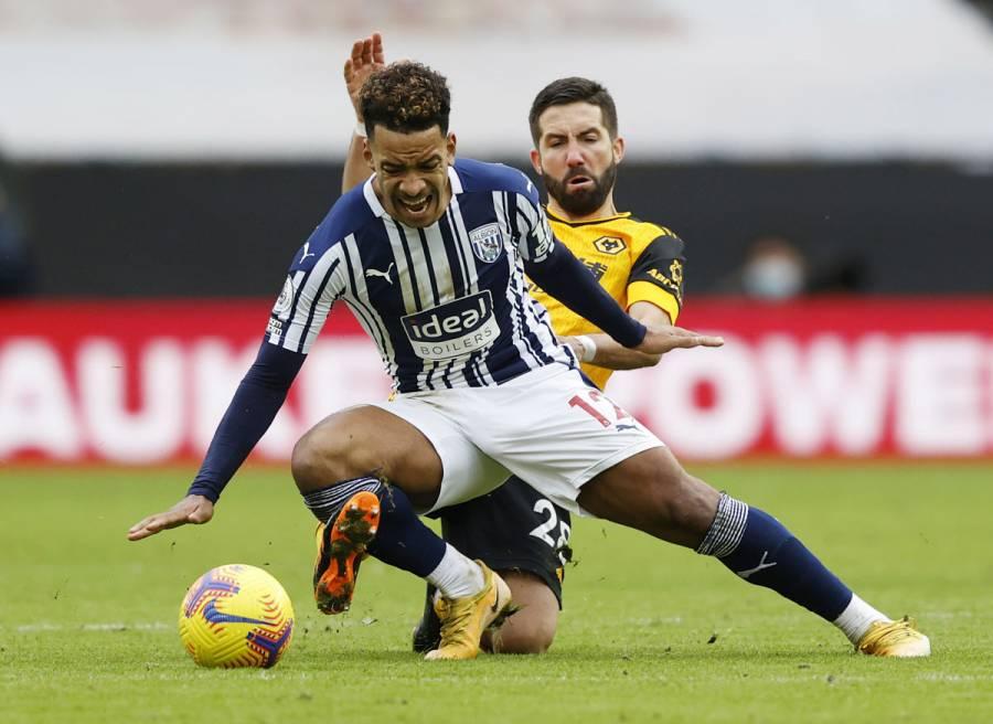 Wolverhampton extiende su mala racha sin Raúl Jiménez y cae ante el West Brom