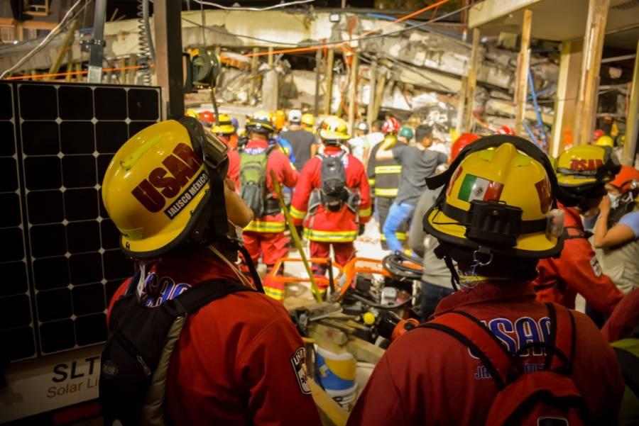 Gobierno Federal abre registro de grupos voluntarios en materia de Protección Civil