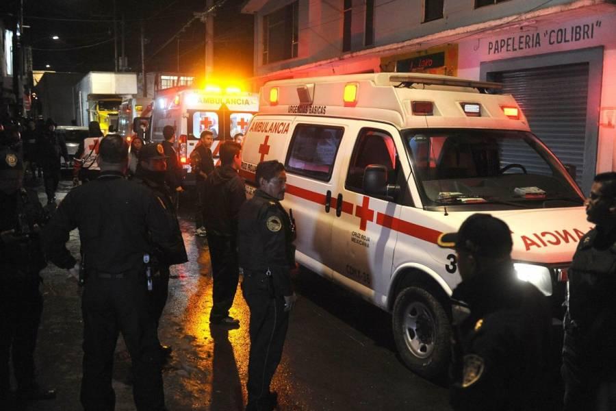 Balacera en la Miguel Hidalgo deja al menos cinco muertos