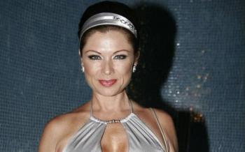 Hospitalizan a la actriz Leticia Calderón por COVID-19
