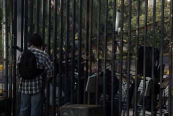 Estudiantes de la FCPyS UNAM inconformes con plan escolar, amagan con hacer un paro virtualmente