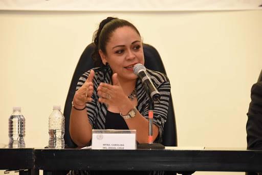 Consejera del IECM participa en foro sobre mujeres migrantes, participación política y voto desde el extranjero
