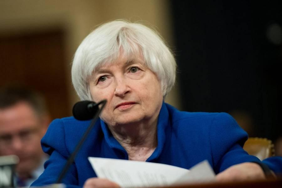 Janet Yellen buscará reafirmar el compromiso de EU con los tipos de cambio