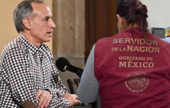 Servidores de la Nación están contemplados en plan de vacunación: López-Gatell
