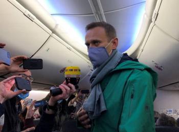 Alexei Navalny regresa a Rusia pese a las amenazas del Gobierno de Vladimir Putin