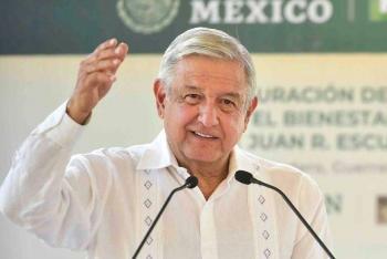 México acepta reducir pedidos de vacuna Pfizer para ofrecer dosis a la ONU: AMLO