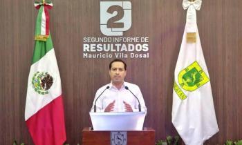 GOAN reconoce labor de Mauricio Vila para atender pandemia de COVID-19
