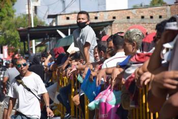 Ante riesgo epidémico, la Secretaría de Salud vigilará a la caravana migrante: López-Gatell