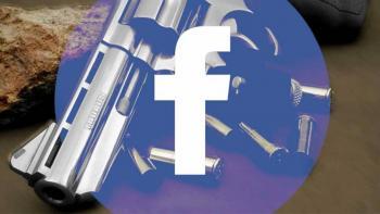 En EEUU Facebook prohíbe avisos de accesorios para armas y equipo de protección