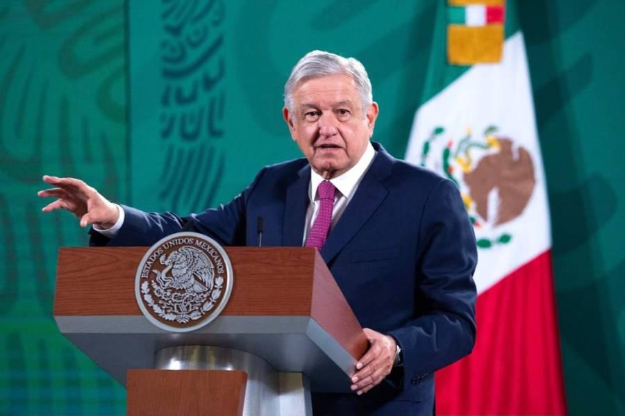 """""""Ningún gobierno extranjero puede socavar la dignidad y prestigio de nuestra nación"""": AMLO"""