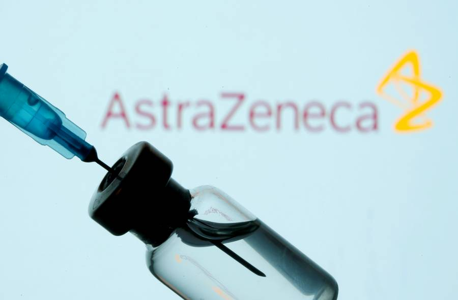 AstraZeneca envía a México principio activo de vacuna contra COVID-19