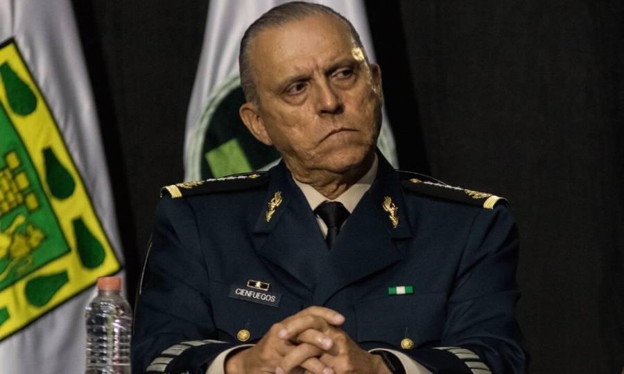 """AMLO: """"Si EEUU quiere abrir otro expediente contra Cienfuegos, adelante"""""""