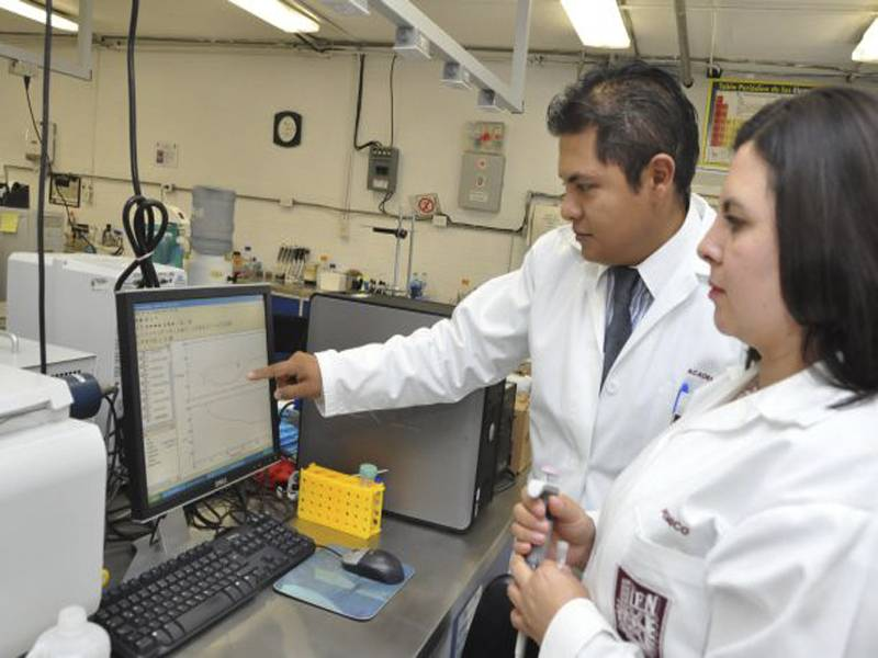IPN trabaja en fármaco que inhiba el ingreso del Covid-19 al cuerpo humano