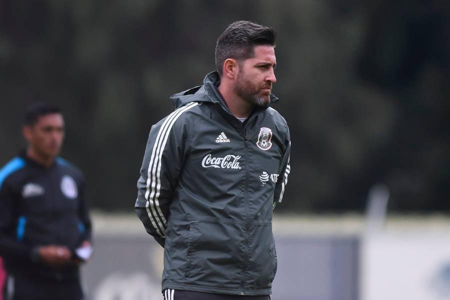 Tri Femenil se queda sin director técnico; Christopher Cuéllar deja el banquillo de selección mexicana