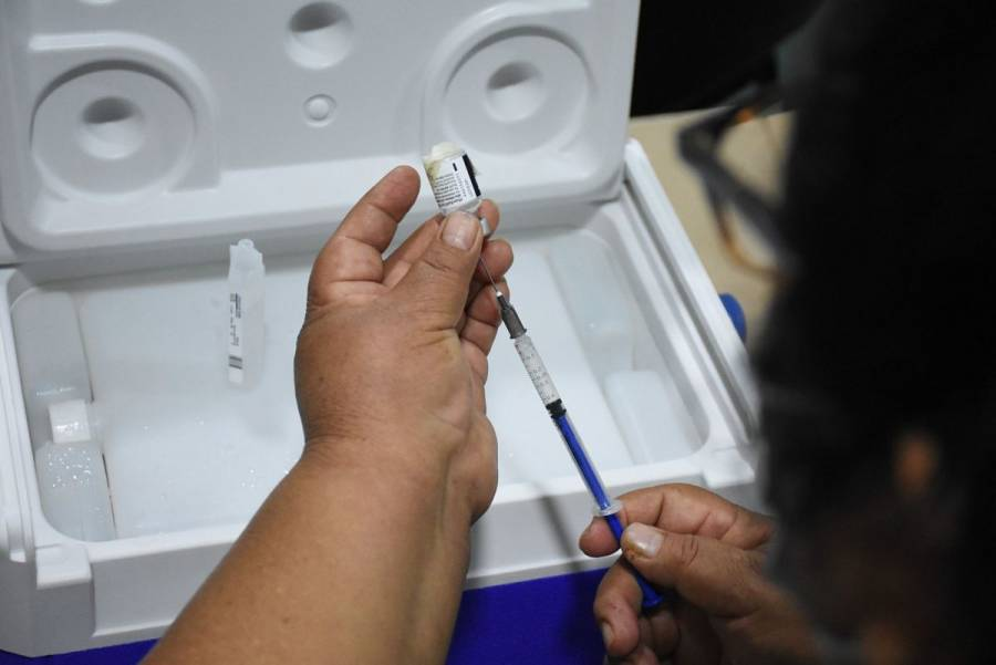 Pfizer recorta mitad de vacunas a México, informa AMLO