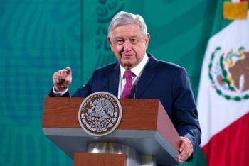México trata tema migratorio con gobierno saliente y entrante de EEUU