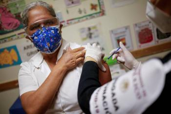 México, vigésimo en el ranking  mundial de aplicación de vacunas