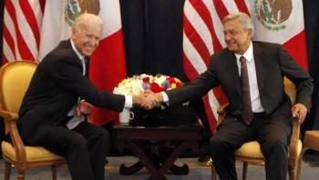 López Obrador espera que Biden cumpla promesa de reforma migratoria