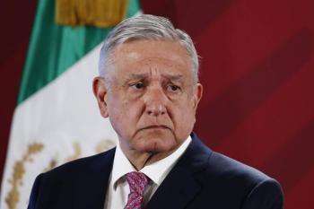 """""""A FAVOR DE LA NO REELECCIÓN; EN 2024 ME RETIRO"""""""