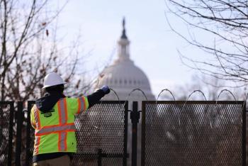 Cierran temporalmente Capitolio en EEUU como precaución por incendio menor
