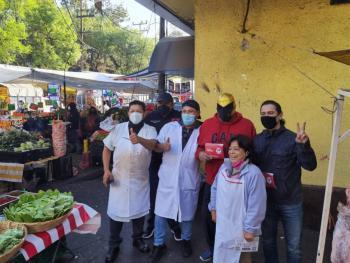 Urgente promover apoyos para reactivar economía en Venustiano Carranza: Tinieblas