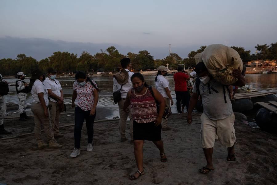 PANDEMIA Y HURACANES TRIPLICARÁN MIGRACIÓN CENTROAMERICANA: ONG