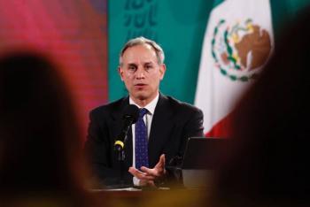 López-Gatell garantizó  segunda dosis de vacuna Covid