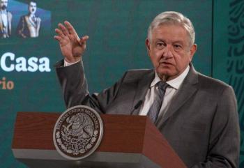 Este martes llegan más vacunas de Pfizer a México: AMLO