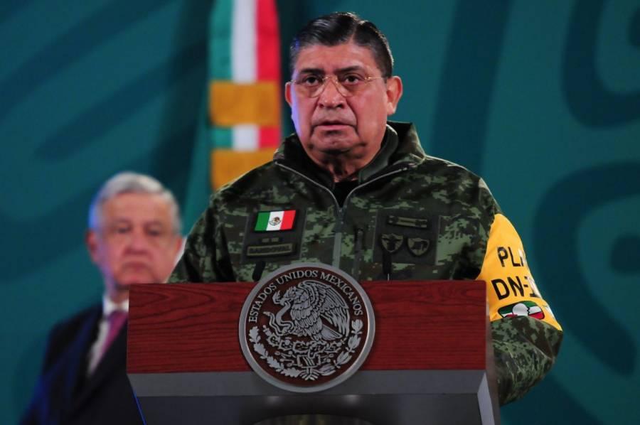 Caso Cienfuegos no daña imagen del Ejército: Luis Cresencio Sandoval