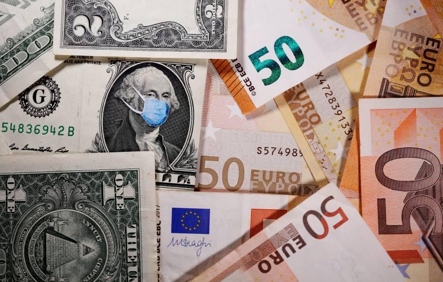 Europa busca depender menos del dólar