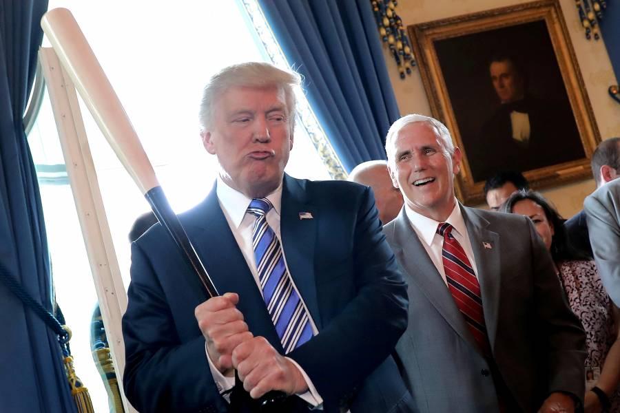 Trump reanuda vuelos con  países en el top de contagios