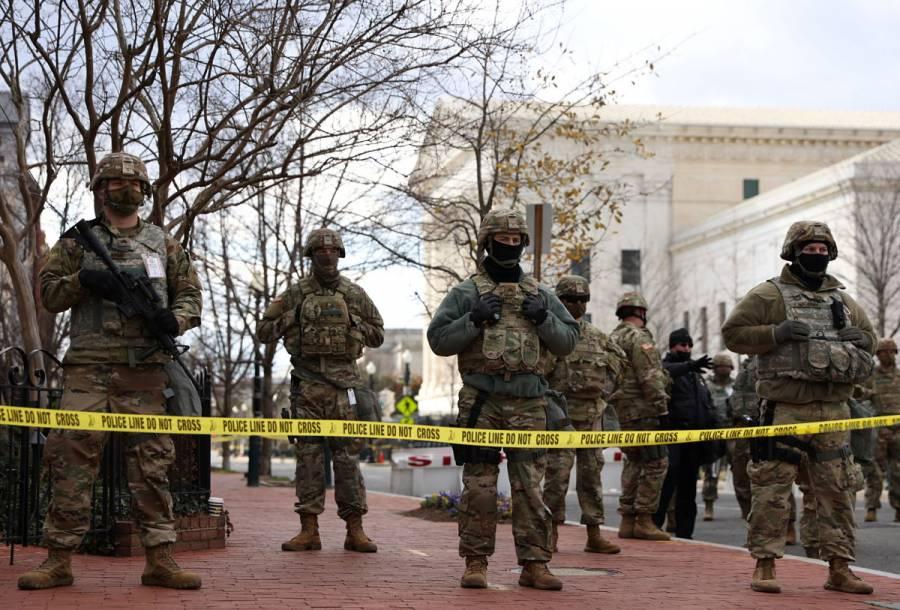 Alertan por amenaza de bomba en Tribunal Supremo de EEUU
