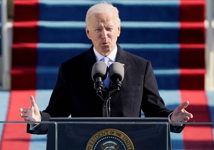 Joe Biden centra su discurso en sanar EEUU a través de la unión