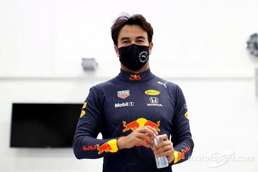 Ahora es mi gran oportunidad: Sergio Pérez en Red Bull