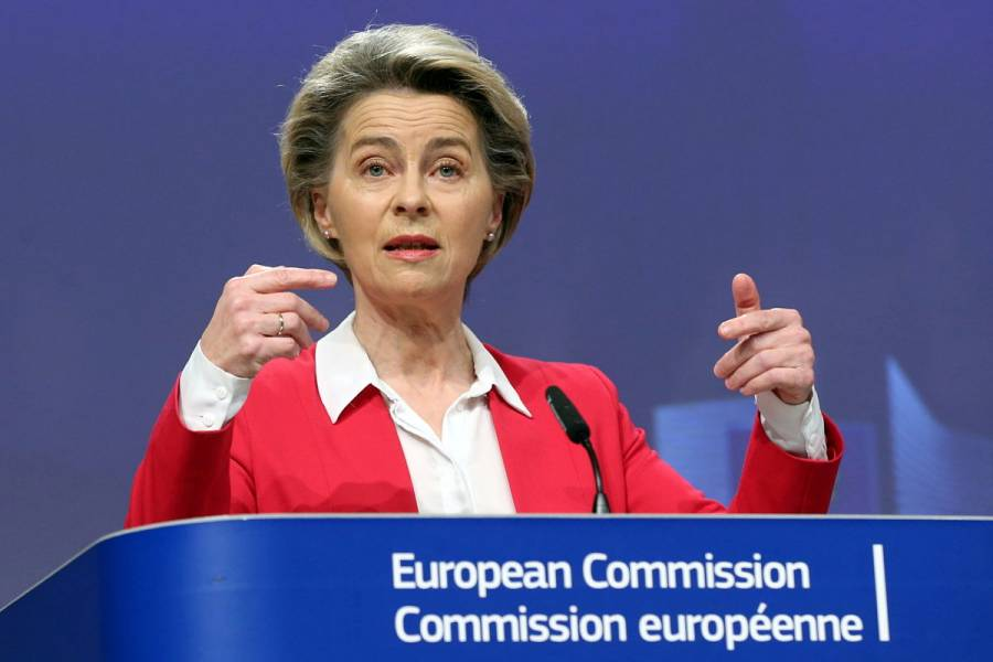 UE da bienvenida al
