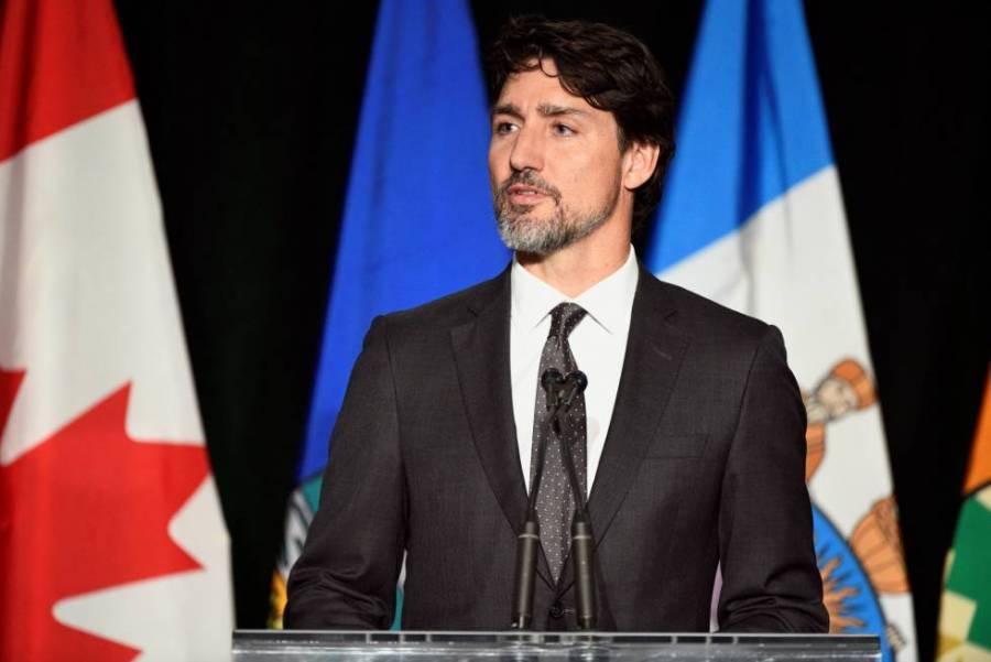 Biden hablará con Justin Trudeau el viernes