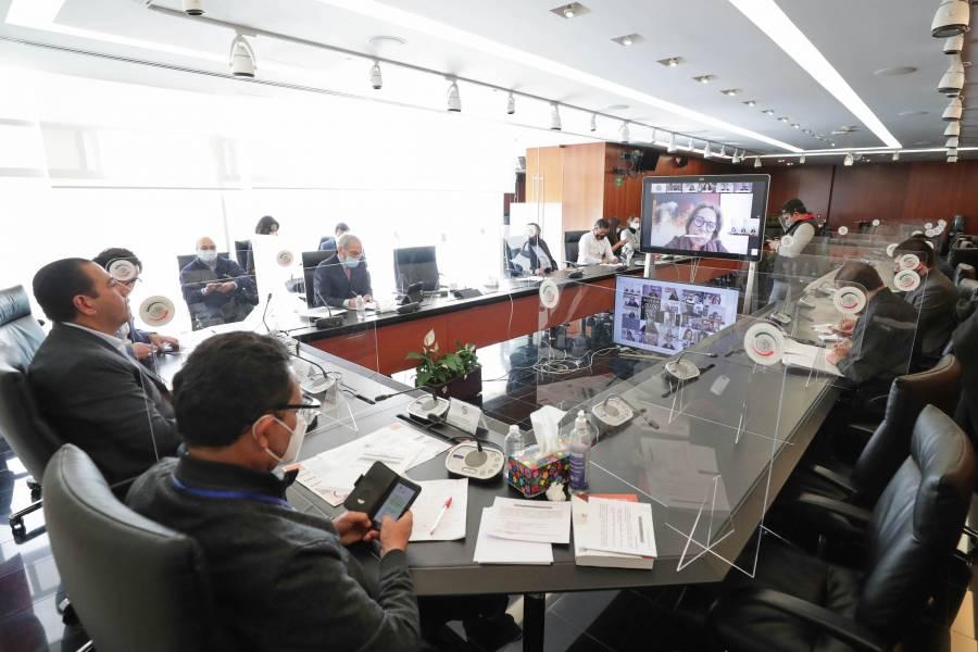 Avanza la reforma para crear Senado Digital