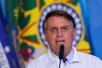 Bolsonaro felicita a Joe Biden y muestra interés en tratado comercial