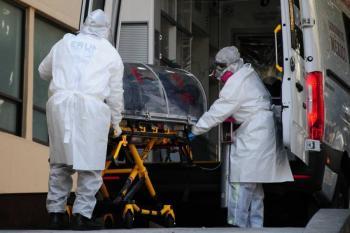 México reporta 1 millón 688 mil 944 casos de COVID-19 y 144 mil 371 fallecidos