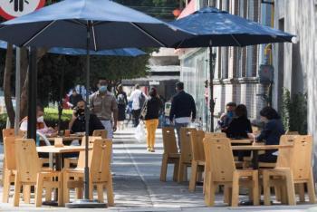 Sólo 0.9% de restaurantes verificados no cumplió con las medidas de Reactivar sin Arriesgar