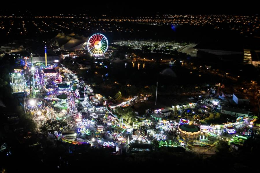 Suspenden la Feria Nacional de San Marcos 2021 por COVID-19